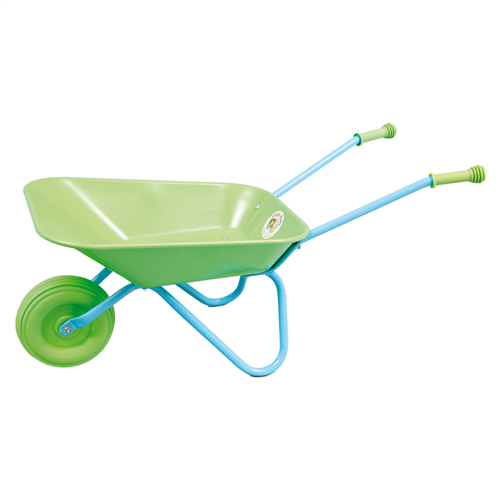 Childrens wheelbarrow garden tools and watering can set for Gardening tools toronto