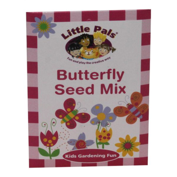 Butterfly seed mix