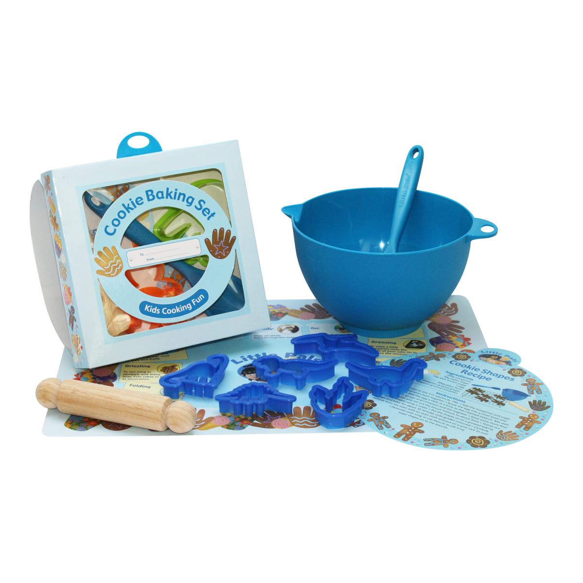 childrens cookie baking set