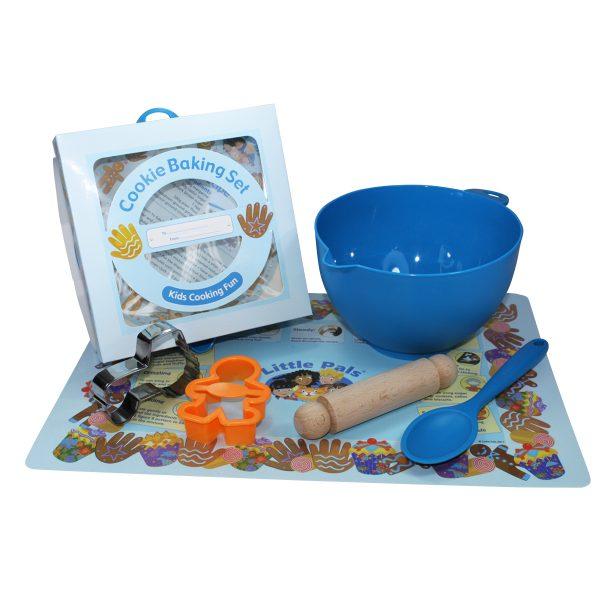 Cookie Baking Set Blue