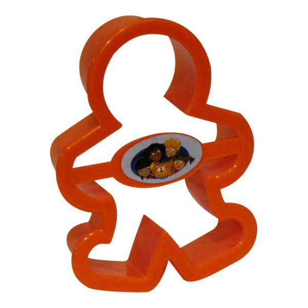 Gingerbread man shape cutter