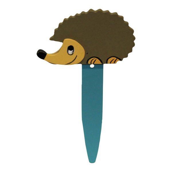 Hedgehog Plant Marker