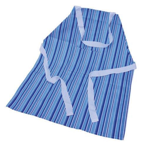 little cooks apron, blue