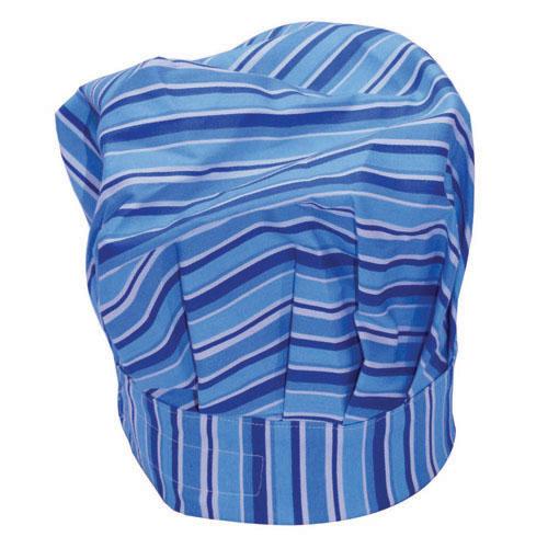 little cooks hat, blue