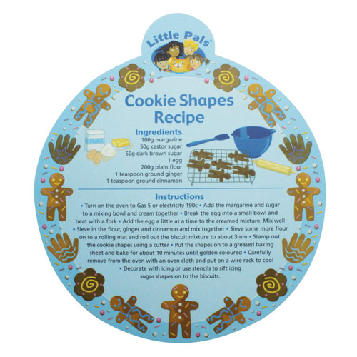 childrens baking set 2, cookie recipe