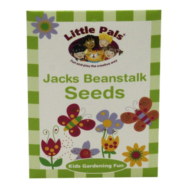grow your own beanstalk seeds