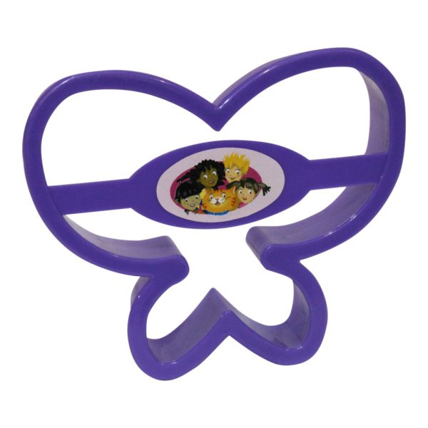 childrens cookie baking set butterfly cutter