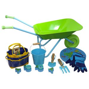 Junior Garden Kit with Wheelbarrow