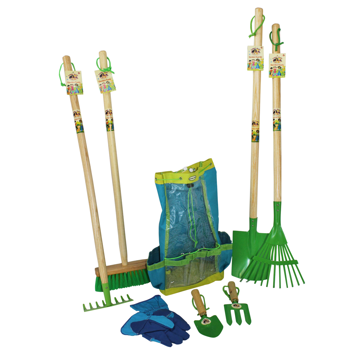 childrens 8 piece tool set