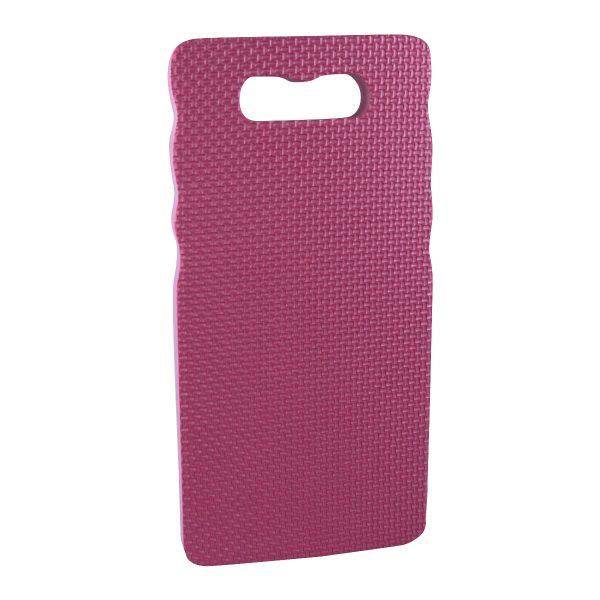 pink kneeling mat