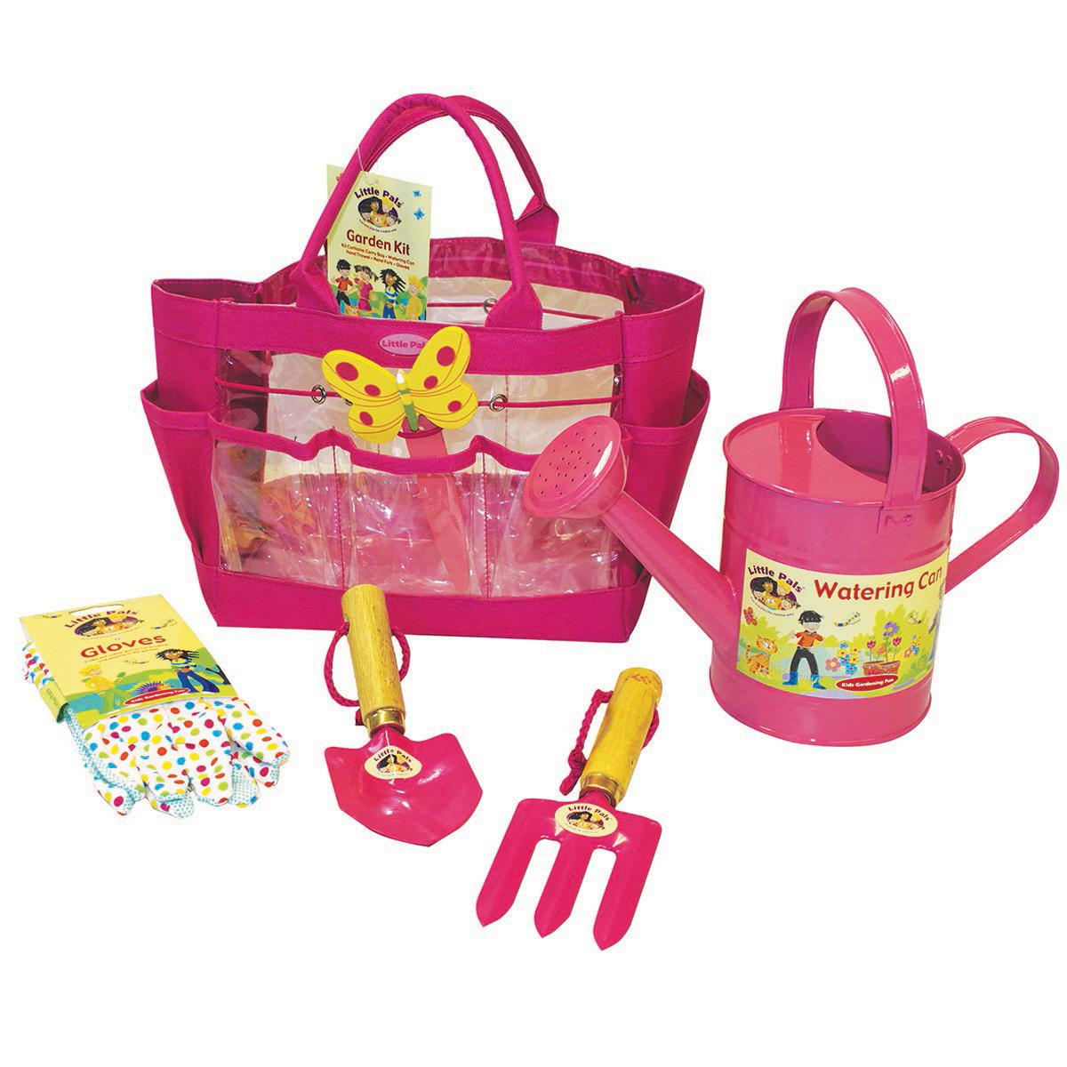 Pink Tool Kit Bag