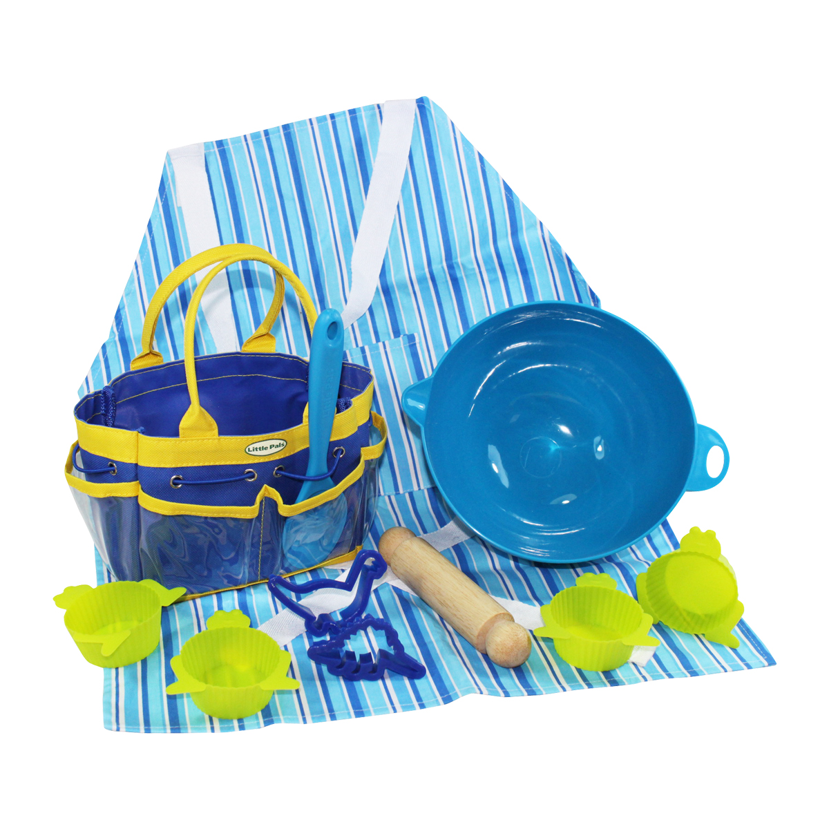 Kids Junior Baking Set Blue