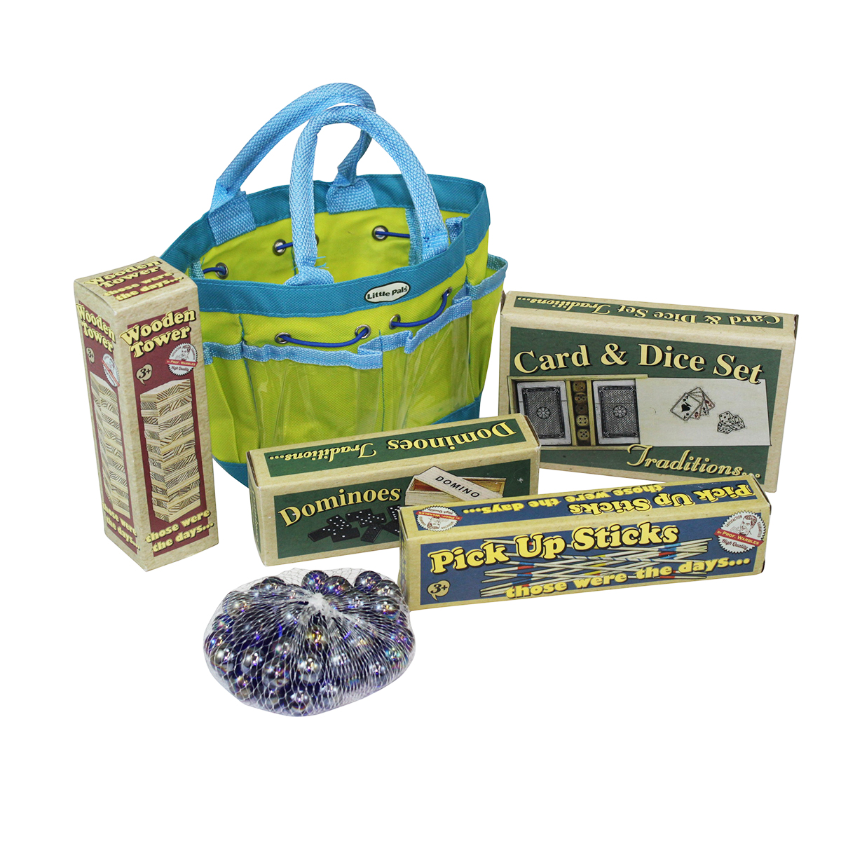 Childrens Fun and Games Set