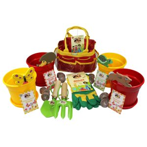Flower and Vegetable Garden Set