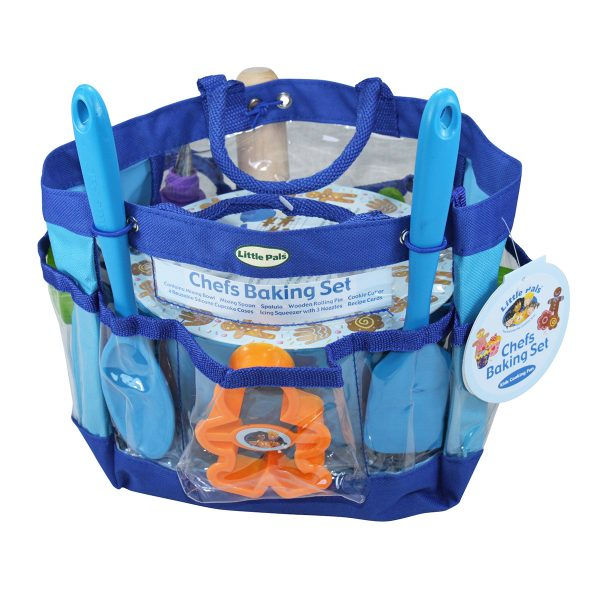 Chef's Baking Set Packed 2
