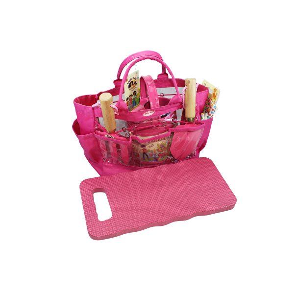 garden kit pink