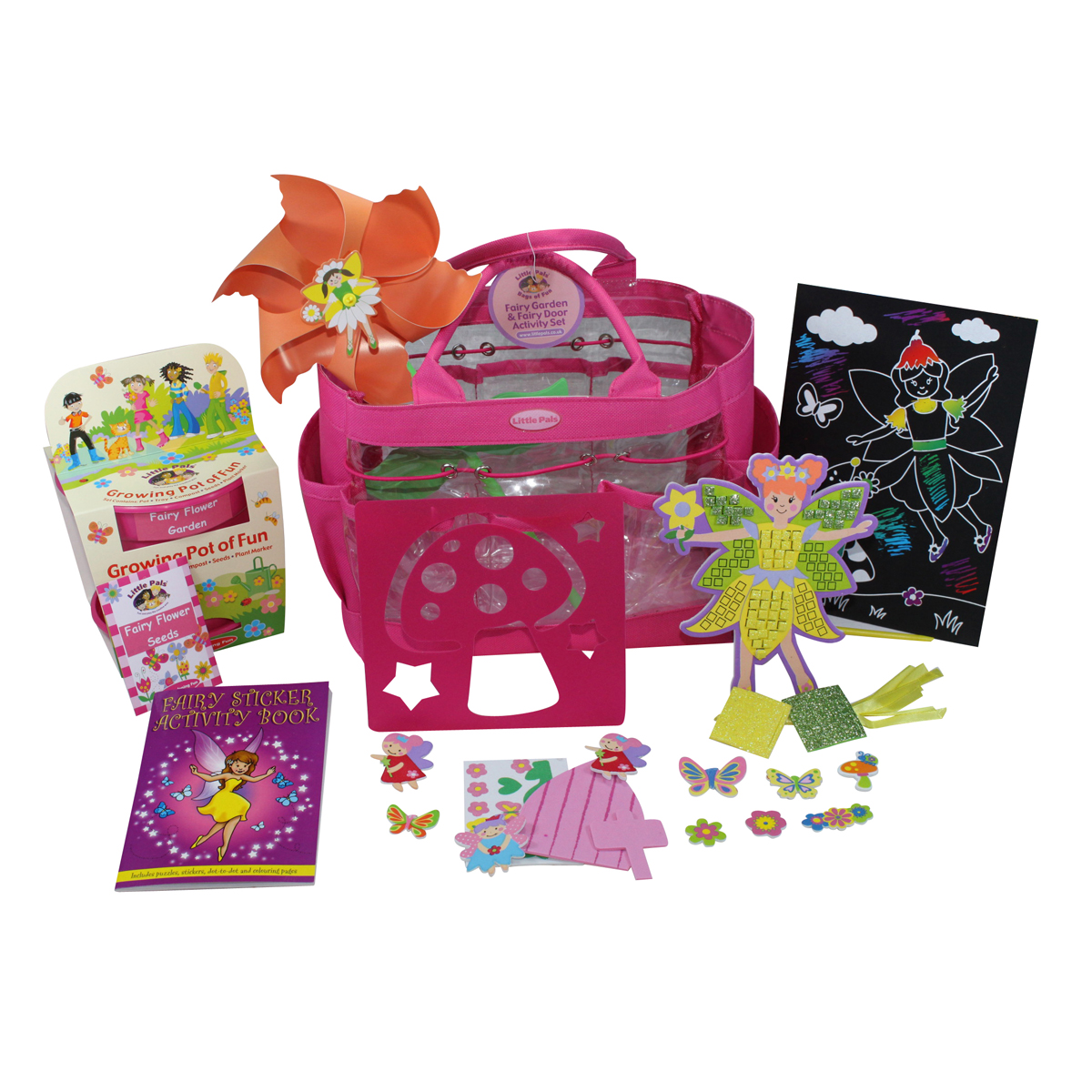 Fairy Garden and Fairy Door Activity Set
