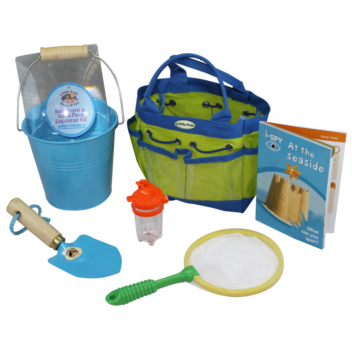 Seashore and Rock Pool Explorer Kit