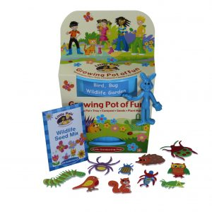 Grow Your Own Bird, Bug and Wildlife Garden