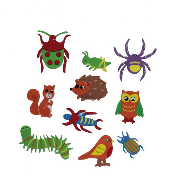 Bug and Insect Stickers