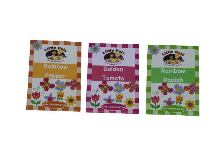 Rainbow Salad Seeds
