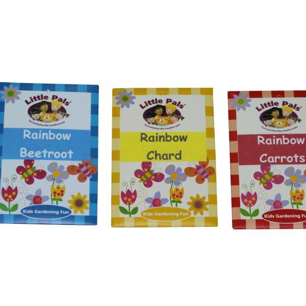 Rainbow Vegetable Seeds