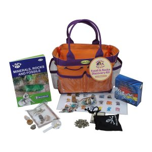 Fossil and Rocks Discovery Kit