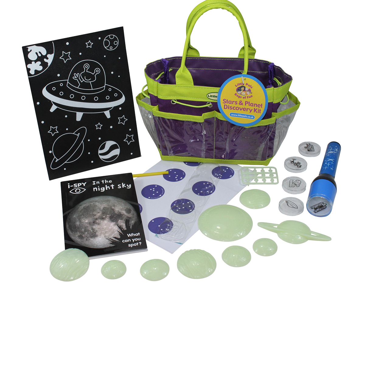 Stars and Planets Discovery Kit