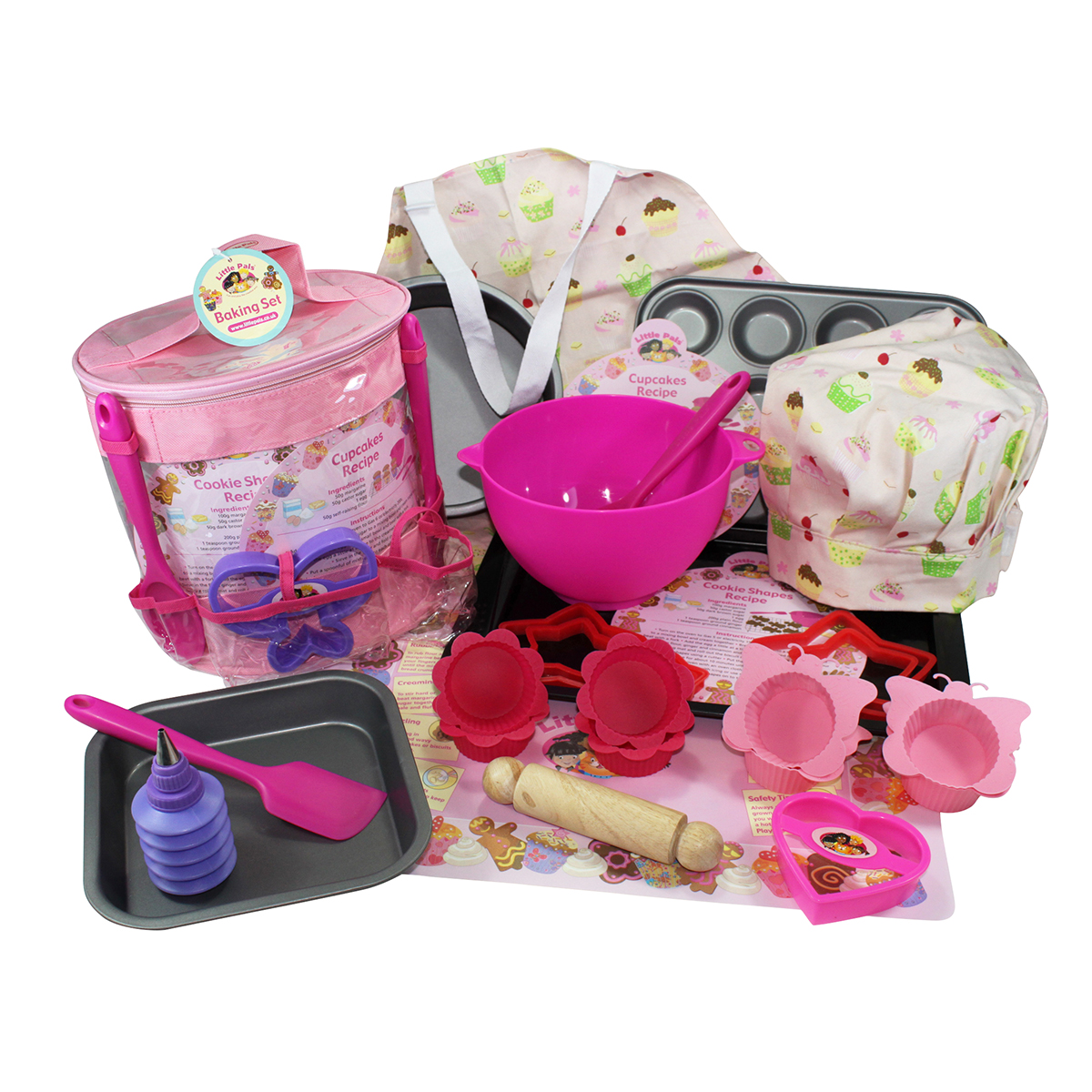 Ultimate Childrens Baking Set