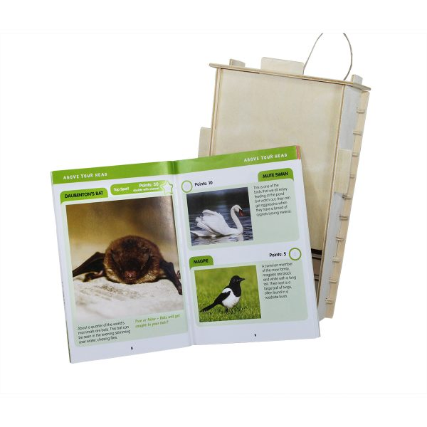 Nature Book and Bat Box