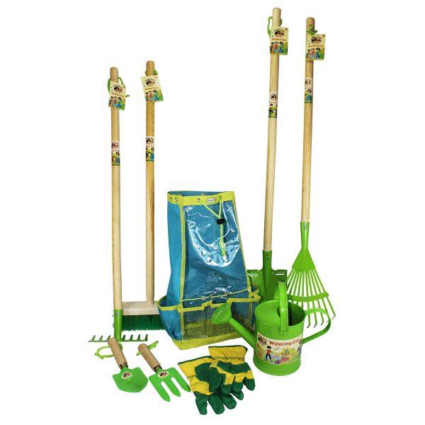 complete gardening tool set