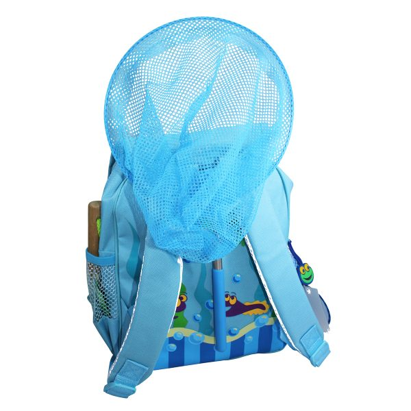 Carry bag and net reverse