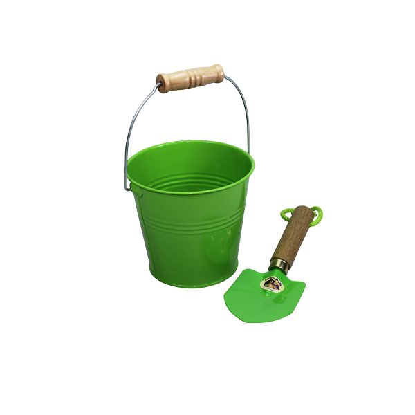 Pond Dipping bucket and trowel
