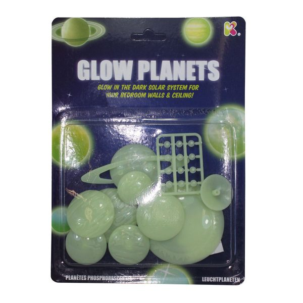 Glow Planets
